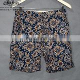 Peijiaxin Fashion New Design Hot Selling Nation Pattern Waistband Running Shorts