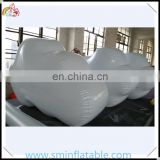Promotion inflatable clouds, inflatable balloons helium, inflatable air sky floating clouds from china manufacturer