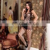 Hot sale black sheer women full body stocking