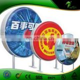 China Factory OEM and ODM Aluminum Base Acrylic Sign For Outdoor / Indoor Advertising