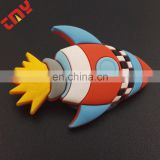 Custom Decorative Airplane Pin Badge With Your Own Design