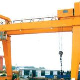 Nucleon A type 5t-200/50t double beam hanger gantry crane
