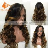Wholesale Cheap Price Remy Virgin Hair Light Density Lace Wig