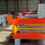 Roll forming machine color steel tile machine double layers with high configuration
