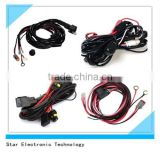New Product Auto Vehicle Xenon HID Fog Light Car Light Wire Harness Adapter for Car Lights