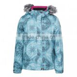 Cheap and high quality baby girl's wear children winter jackets