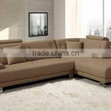 Hot sale modern style sectional living room sofa set