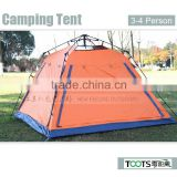 Single Layer Outdoor Camping Tent