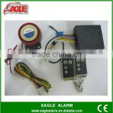 Newest Code Learning Motorcycle Alarm system with anti-hjacking and waterproof motorcycle alarm