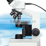 Optical Apparatus/CE Proved/easy to operate/Binocular Digital Microscope with Camera DN-107T
