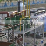 Automatic and Serviceable Waste Car Oil Vacuum Refinery Machine Waste Engine Oil Distillation