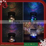 Indoor Home Decoration Romantic Sky Star Master Night Light Projector Lamps