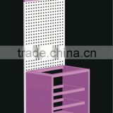 display stand for exhaust fan