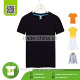 fashion cotton large size cheap men t shirt, black o-neck dry fit t shirt                                                                         Quality Choice