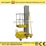4-20m mobile telescopic man lift with Aerial work platform Aluminium aerial man work platform with CE