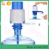 Manual bottled water pump