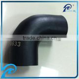Shaped JCB Backhoe Loader Parts Water Hose Rubber