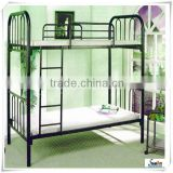 Steelart metal double decker bed used in school