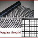 Fiberglass geogrid for Enhance the substrate surface