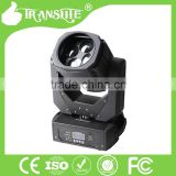 led stage light strob effect 4*25W color changing sharply beam moving head light for nighclub lighting equipment