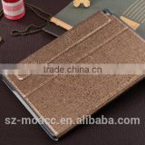 2014 Newest tablet leather case for iPad 6,wallet stand case