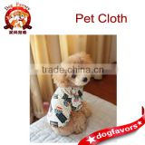 2014 Stylish Dog Cloth to USA, Russia, Brazil, Argentina,Japan,France