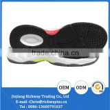 High qulity comfortable eva rubber soles to sneaker shoes