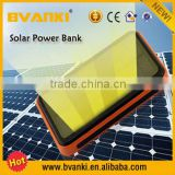 Android Celular Cell Phone Accessories Waterproof Solar Power Bank,Mobile Phone And Laptop Power Bank 100000 mah