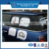 Reusable UV resistance car window static sticker