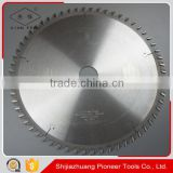 manufacturer carbide tipped tct saw blade 255mm 60t