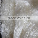 acrylic/wool/mohair/nylon blended brushed yarn