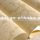 Royal designs non-woven wallpaper for decoration