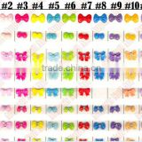 Flatback Resin 3D Lovely rhinestone bow nail Tie Butterfly- Nail Art mixed 3d nail art bows tie! DIY Hot
