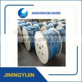 Stainless Steel 7x7 Wire Ropes