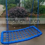 round metal swing for children net swing outdoor swings for children