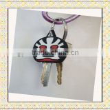 design 2013 fashion silicone or pvc silicone rubber key caps cool key holder