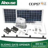 ahouse solar sliding gate operator kit - SD (800 kg CE and IP57)                                                                         Quality Choice
