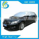 Aluminum foil material super UV proof car cover umbrella                                                                         Quality Choice
