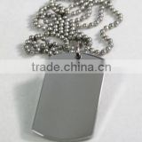 Low price stainless steel dog tag Newly designing & Big discount stainless steel dog tags