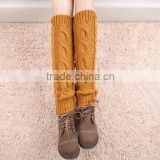 Leg Warmers Wave Patterns Boot Socks, White Leg warmer Boot Leg Warmer, Women Boot Cuffs Knitted Boot Socks