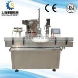 perfume Spray filling and capping machine; production line for glass or plastic sprayer bottles