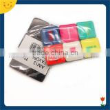6 pcs epoxy resin fridge magnet sets for promotion