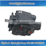 Construstion Machinery main Hydraulic piston pump electric driven hydraulic pump