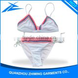 Alibaba Products Attractive Pretty Deisgn China Swimwear Girl Bikini Sexy Triangle Tankini