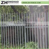 High Quality PVC coated Professional hot dipped galvanized european wrought iron fence fence