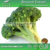 Pure Broccoli Sprout Extract Powder 0.5%,1%,10%,50%,90%,98% Sulforaphane CAS No: 4478-93-7