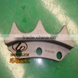 Sprocket segment, Segment Group Wheel Teeth D8K, Stanard sprocket for Dozer