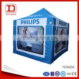 2016custom digital water proof 10x10 canopy tent