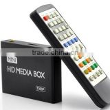 Full HD1080P Adversiting mini media player support autoplay video & music &photo with USB & HDMI output
