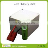 A123 12V 6.9Ah 26650 motorcycle battery